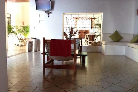 Master Suite en Albarrada de la Ceiba, Mompós