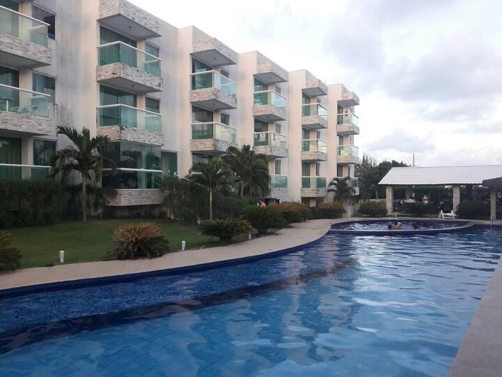 Apartamento em Carapibus Ed. Mar e Sol