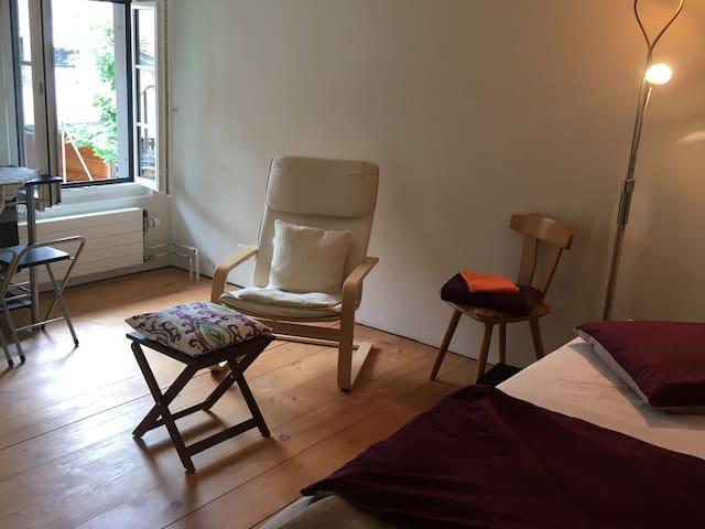 Gemütliches Zimmer in historischer Altstadt 2.OG
