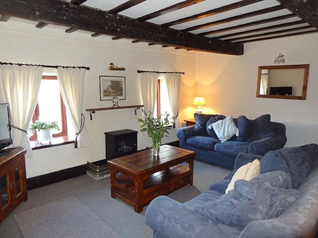 The Barn Cottage - West Yorkshire - House