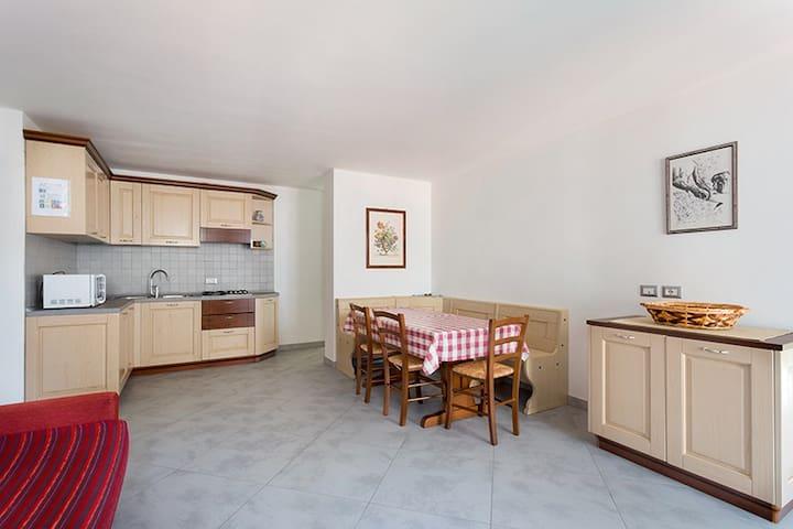 """Appartamenti Aquilone """"Trilocale"""" - Fai della Paganella - Wohnung"""