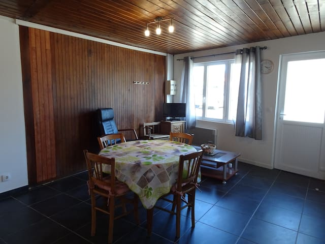 Appartement 55 m²  bourg Rion