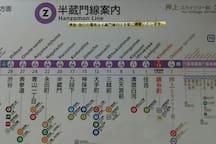 JR station 2 mins near Tokyo skytree&Asakusa