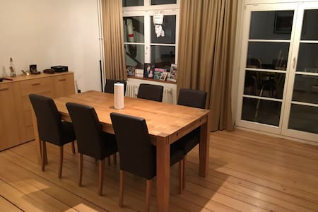 3 Room Appartment perfect located for Baselworld - Basel - Huoneisto