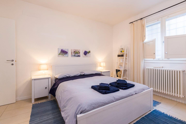 Lavander bedroom