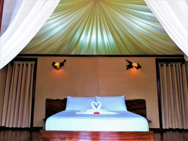 Private Island Beach King Room