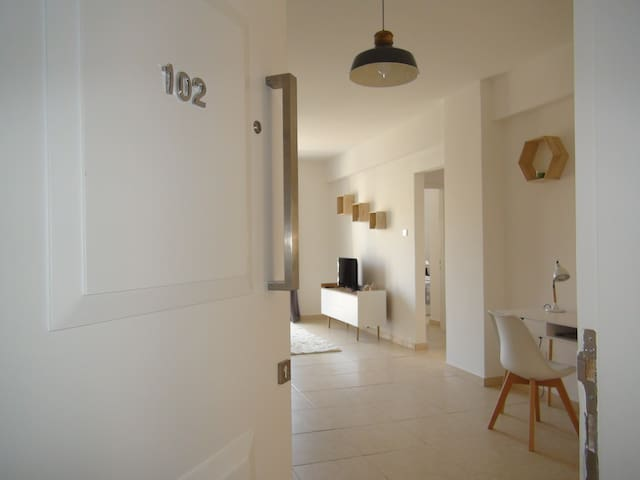 Amazing two bedroom apparment in the city center