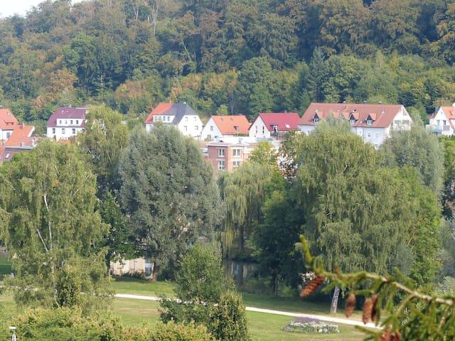 Panoramaweg - stadtnahe, ruhige Oase - Heidenheim an der Brenz - Appartement