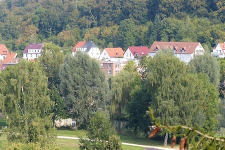 Panoramaweg - stadtnahe, ruhige Oase - Heidenheim an der Brenz - Lägenhet