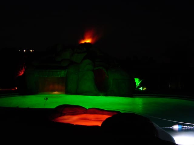 Volcano Pool Resort Wine Country - Temecula - Villa