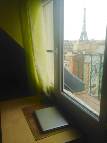 Amazing studio at the heart of Paris!!