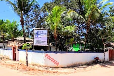 Casa para Carnaval em Massarandupío, linha verde