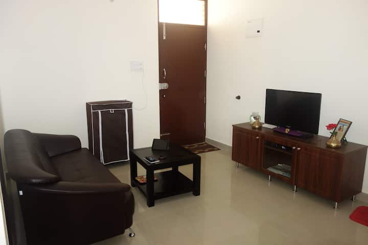 2bhk apartment - complete house