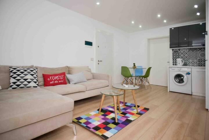 Comfortable COSY Apartment. Tirana Center