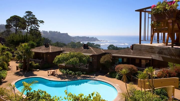 Hyatt Carmel Highlands One Bedroom Ocean View