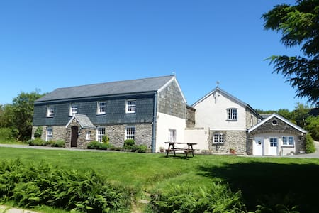 Twitchen Farm Bed and Breakfast - Challacombe