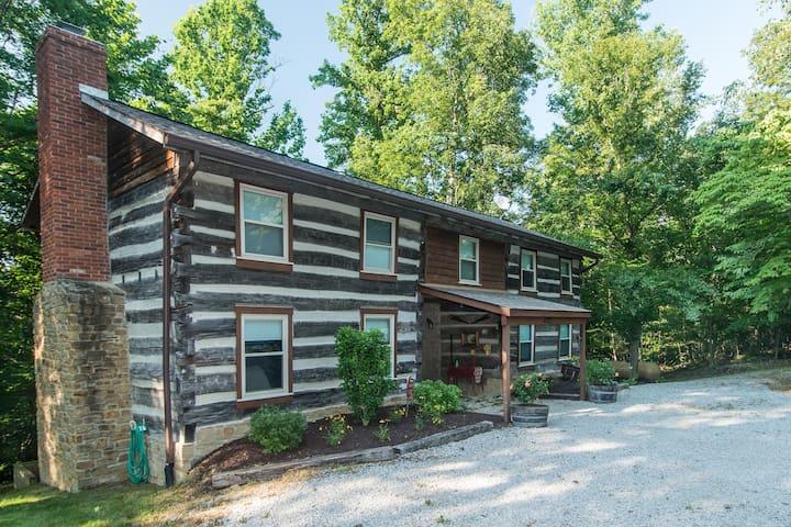 Southern Comfort Log Cabin