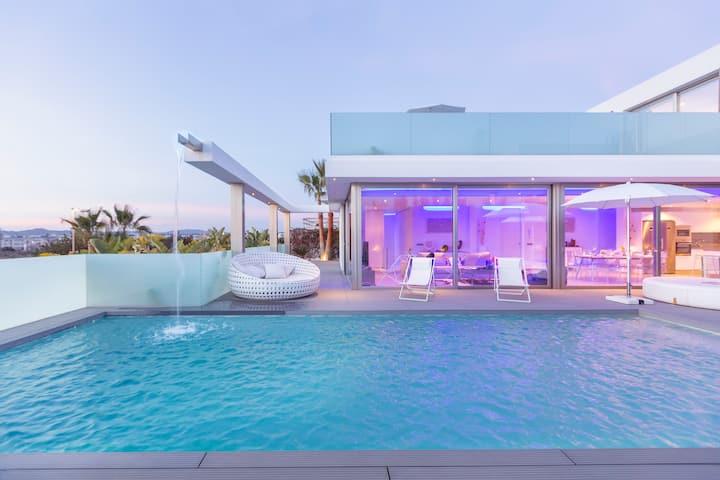 Villa Talamanca close to Ibiza