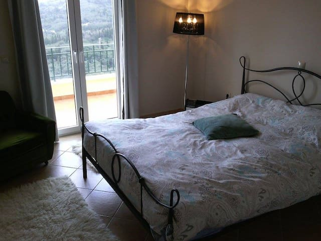 cosy apartment - exceptional view - Korfu - Byt