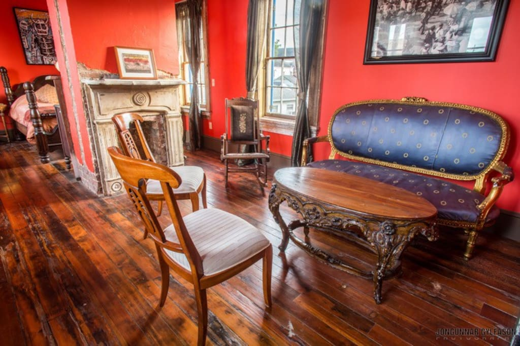 Lively Suite In Treme 3 Blocks Frm French Quarter