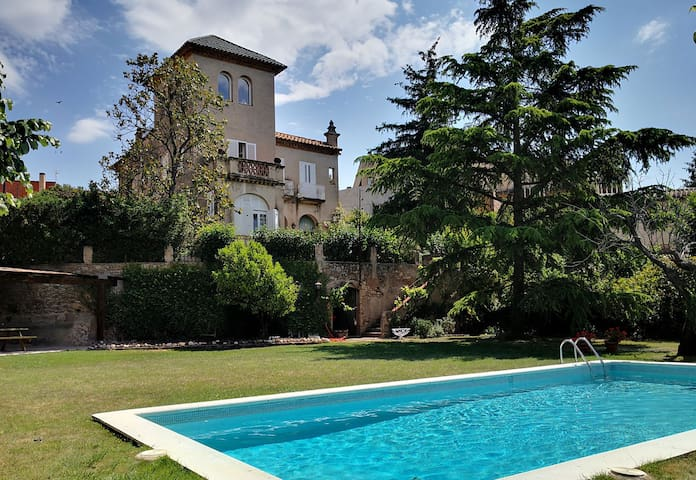 Beautiful colonial style house in Empordà, Girona