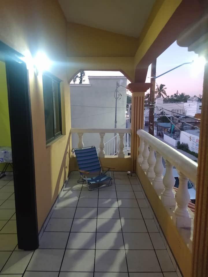 habitación en el centro de Cabo san Lucas