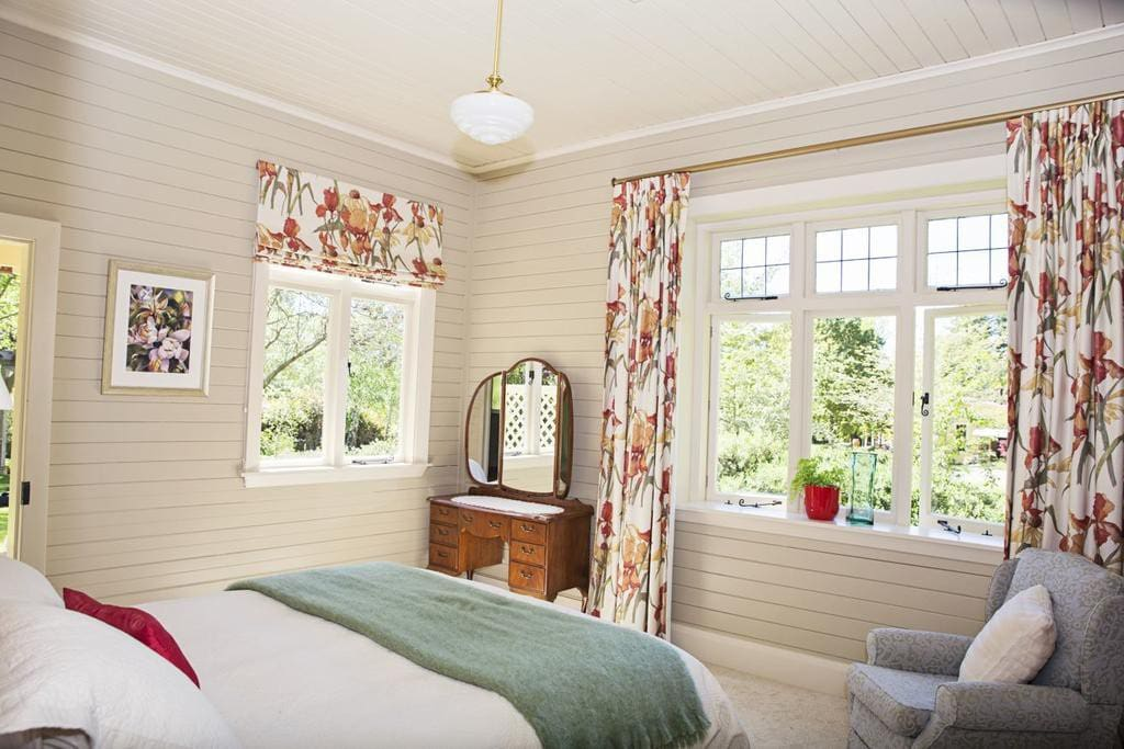Our large master room with ensuite is a bright and inviting retreat.