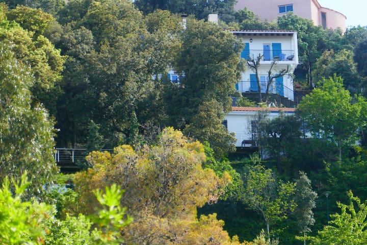 Beautiful, spacious villa with incredible views