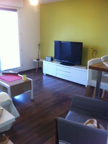 Beau T2 au calme Croix-Daurade - Tuluza - Apartament