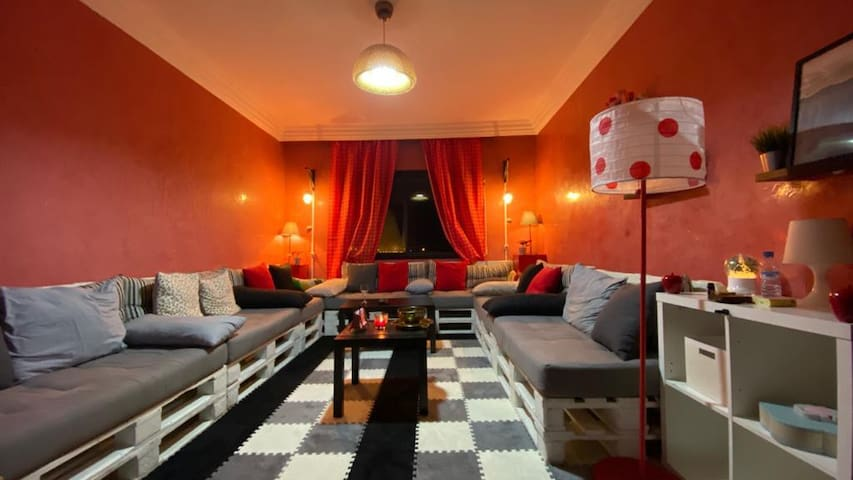 Airbnb La Colline Mohammedia Holiday Rentals Places To