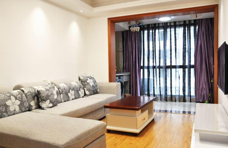 千岛湖广场旁超值湖景套房——怡心居 - Hangzhou - Appartement