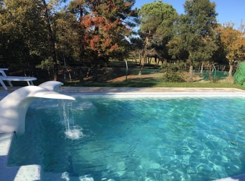 HOUSE WITH PRIVATE POOL IN CALDES COSTA BRAVA