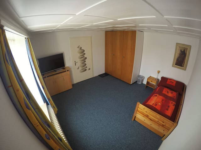 Guest House Sonnenhof (Room 2 - single) - Hagenbuch