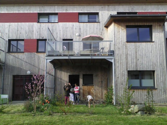 Maison écologique à Chevaigné proche de Rennes