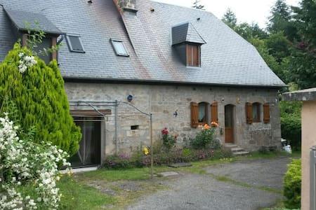 La Sereine Verte - Servières-le-Château