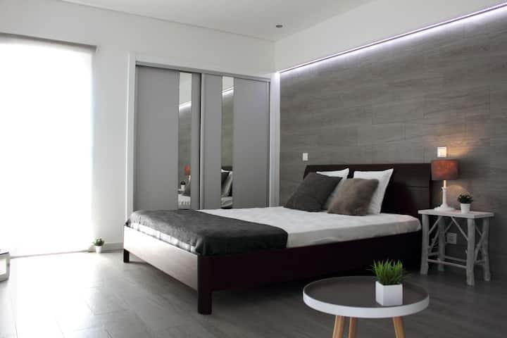 appartement moderne 69m2 a  Marina 300m plage 600m