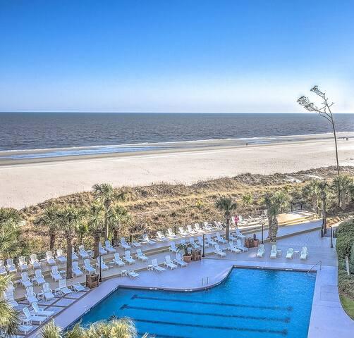 1502 Villamare - Oceanfront & Pool Views