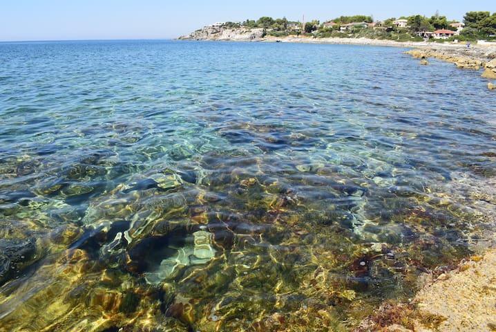 Dépendance Fontane bianche a due passi dal mare