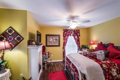 Carriage House Room A