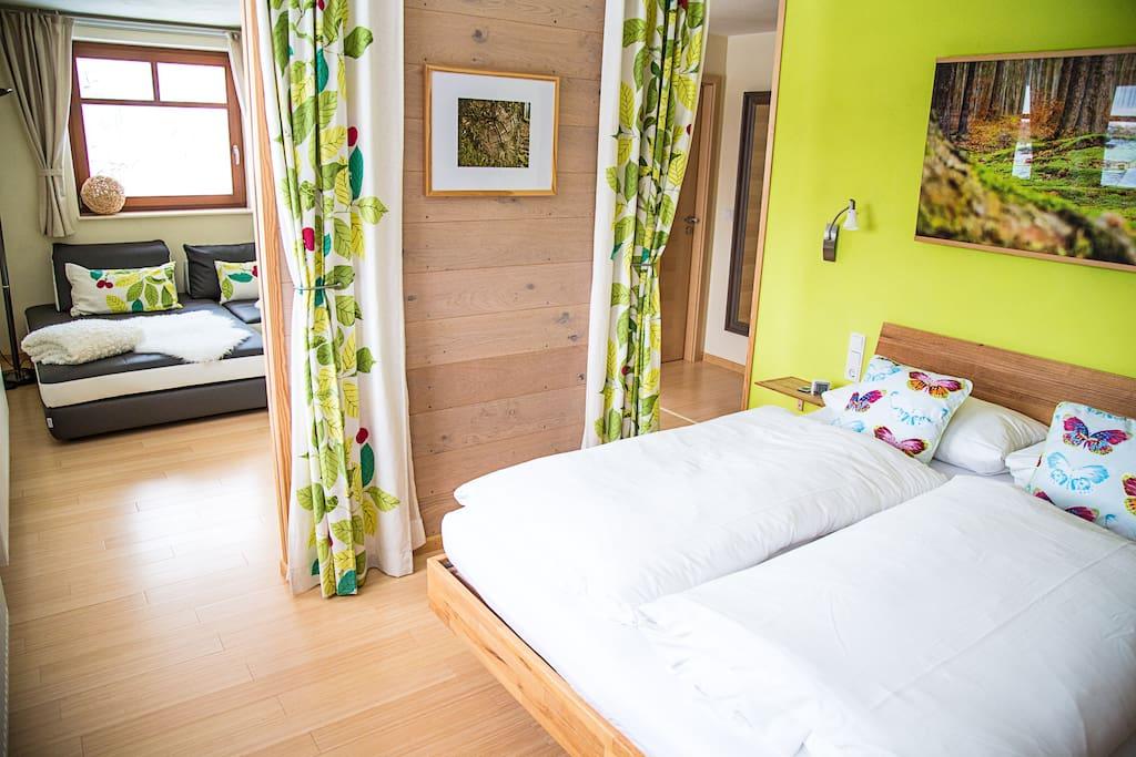 Holz-Zimmer
