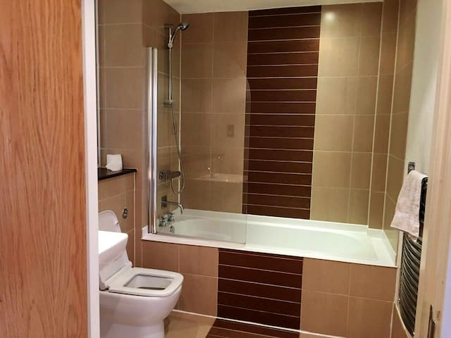 1 bedroom modern apartment in central Manchester