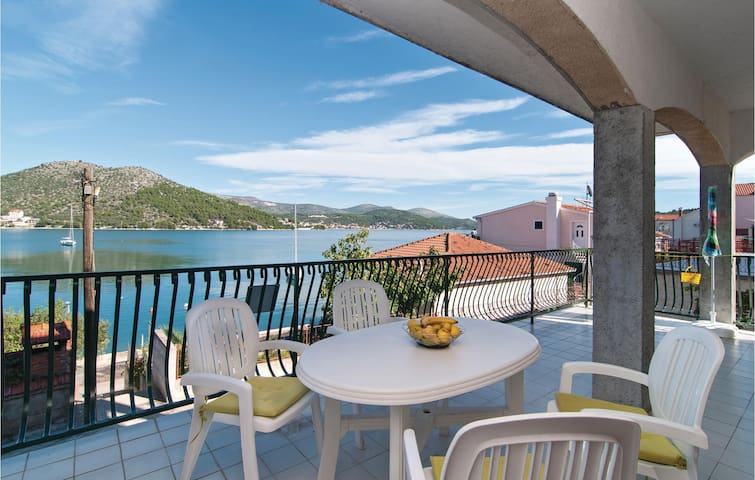 Holiday apartment with 2 bedrooms on 64m² in Marina