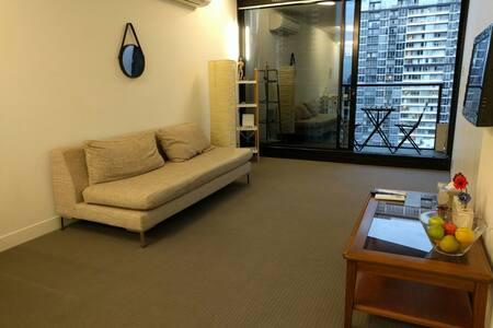 CBD Private room /w wifi & view