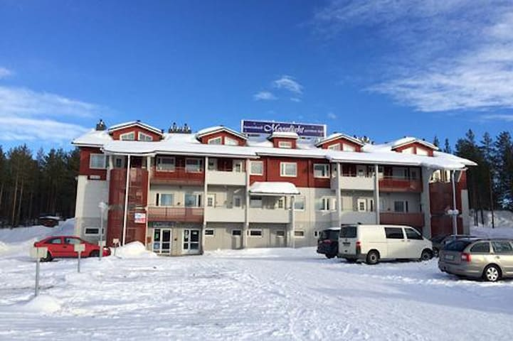 Nice apartment in the center of Levi skiing resort