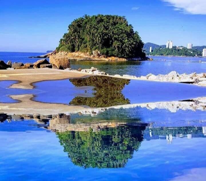 Aconchego à Beira Mar, 100m da Praia/Ilha.