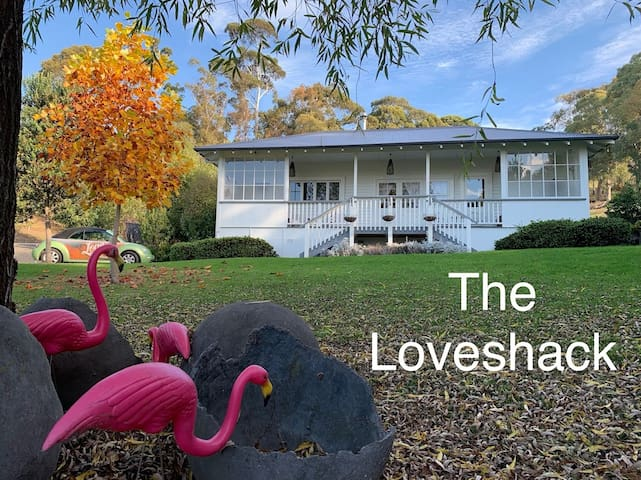 The Loveshack : Super cute & Romantic getaway