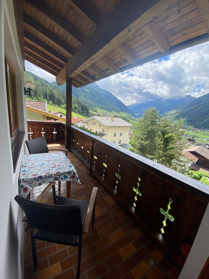 1.2 Vacation dreams in Stubai Valley