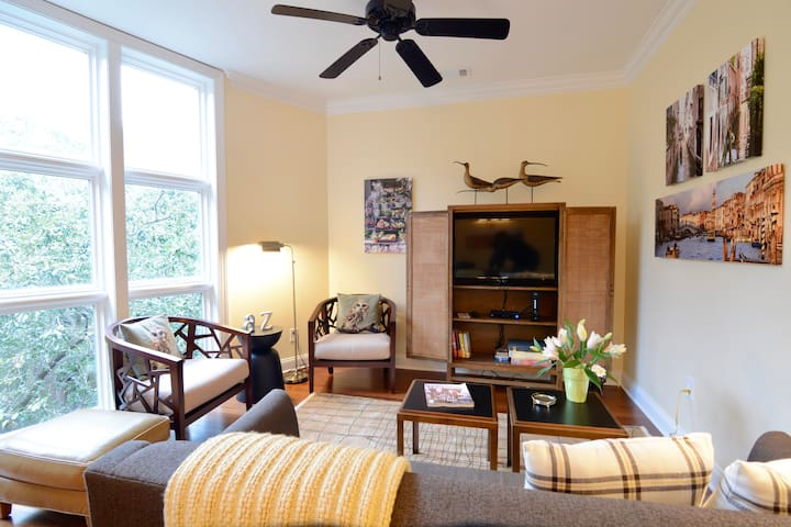 Southern Suite (Prime Historic Downtown) - Charleston - Appartement