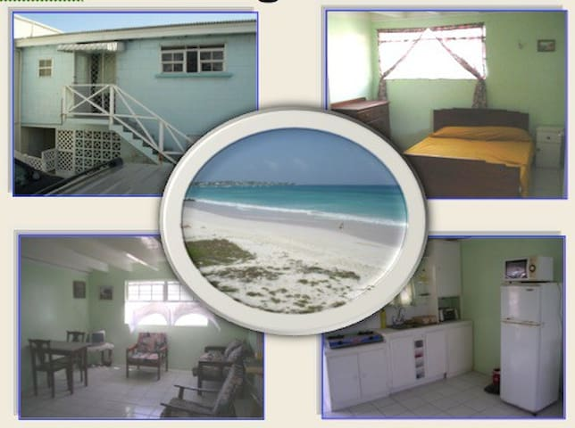 Uhuru Beach Apartment (freedom fun)
