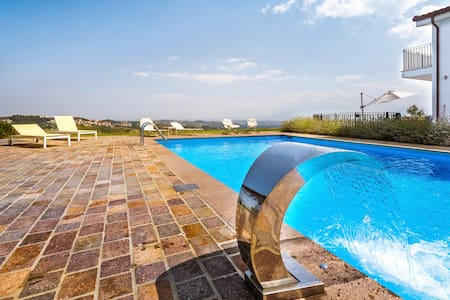 Casa del Colle - Luxury Italian Villa with Pool - Penne - 别墅